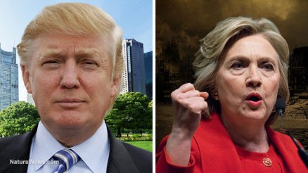 Trump-Clinton-Life-Death