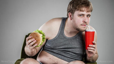 Obese-Overweight-Man-Fast-Junk-Food