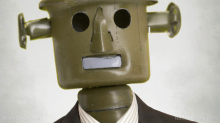 Robot-Office-Worker