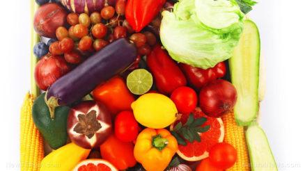 Vegetables-Fruits-Grapefruit