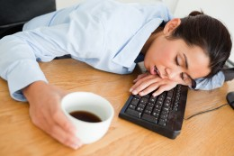 extreme fatigue and exhaustion