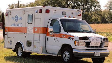 Ambulance by Paul Long