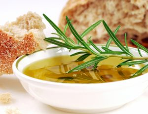 healthy bread olive oil